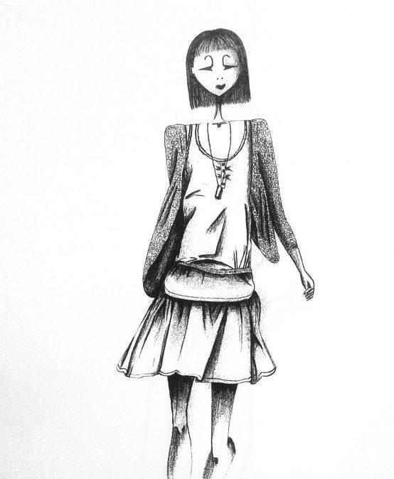 Monográfico de Diseño de Moda e Ilustración