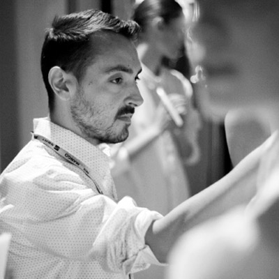 Juanma Granero profesor de ICModa Barcelona