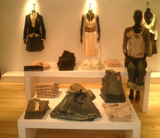 Curso de merchandising de moda