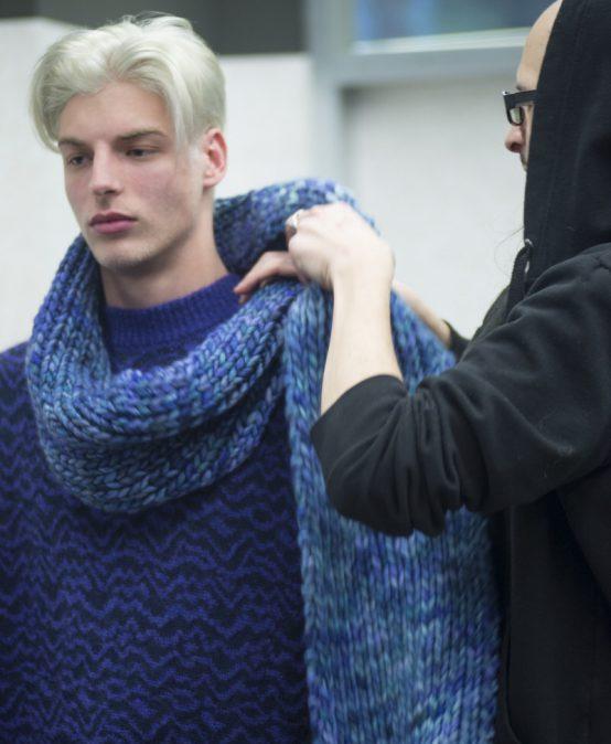 Patronaje y fundamentos en el desarrollo de prendas de tricot
