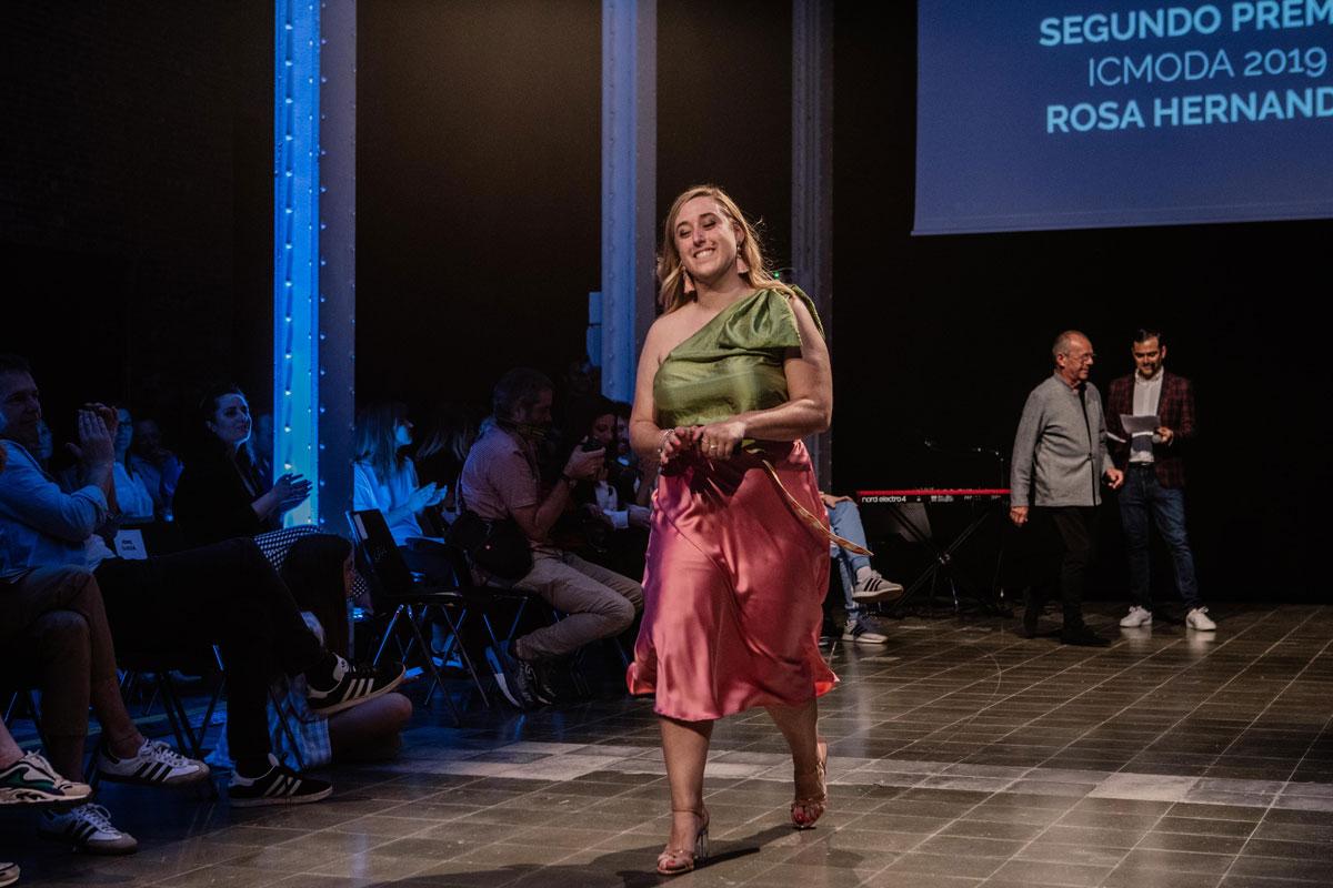 Segundo premio Tesis ICModa 2019: Rosa Hernando