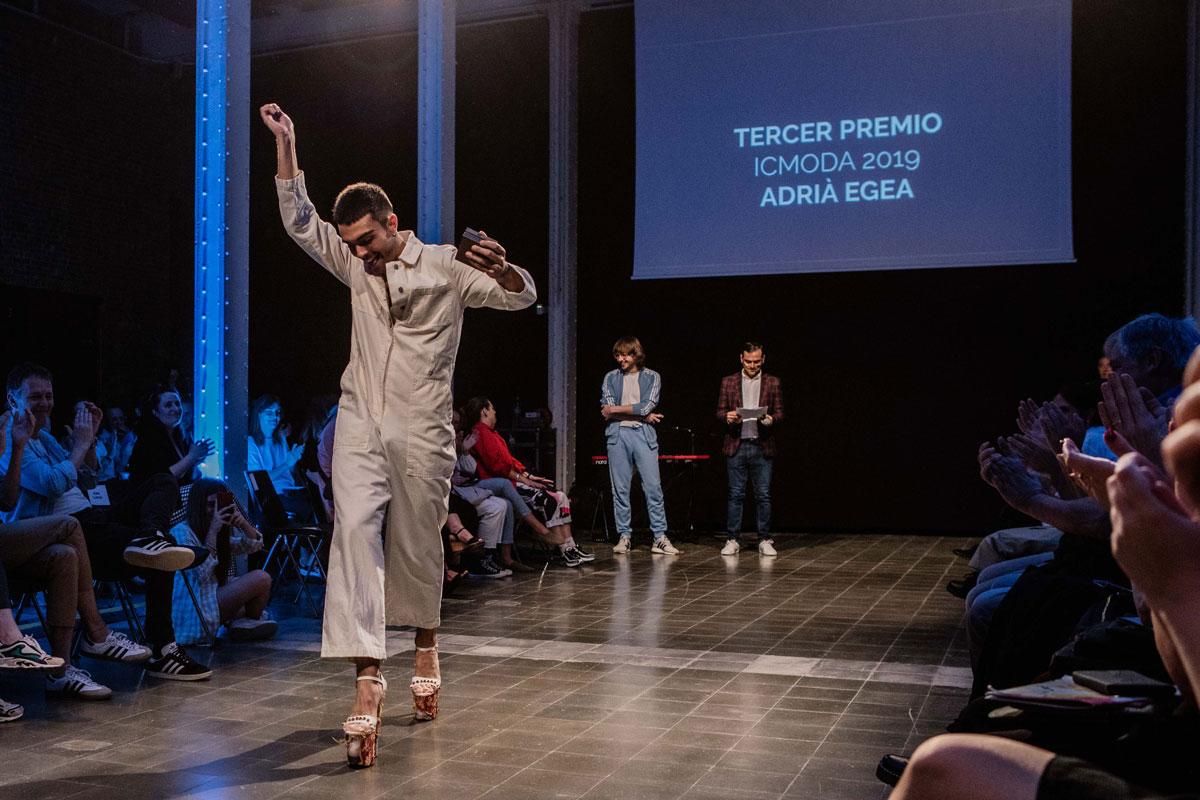 DESFILE TESIS ICMODA 2019: DE VOCACIÓN A PROFESIÓN